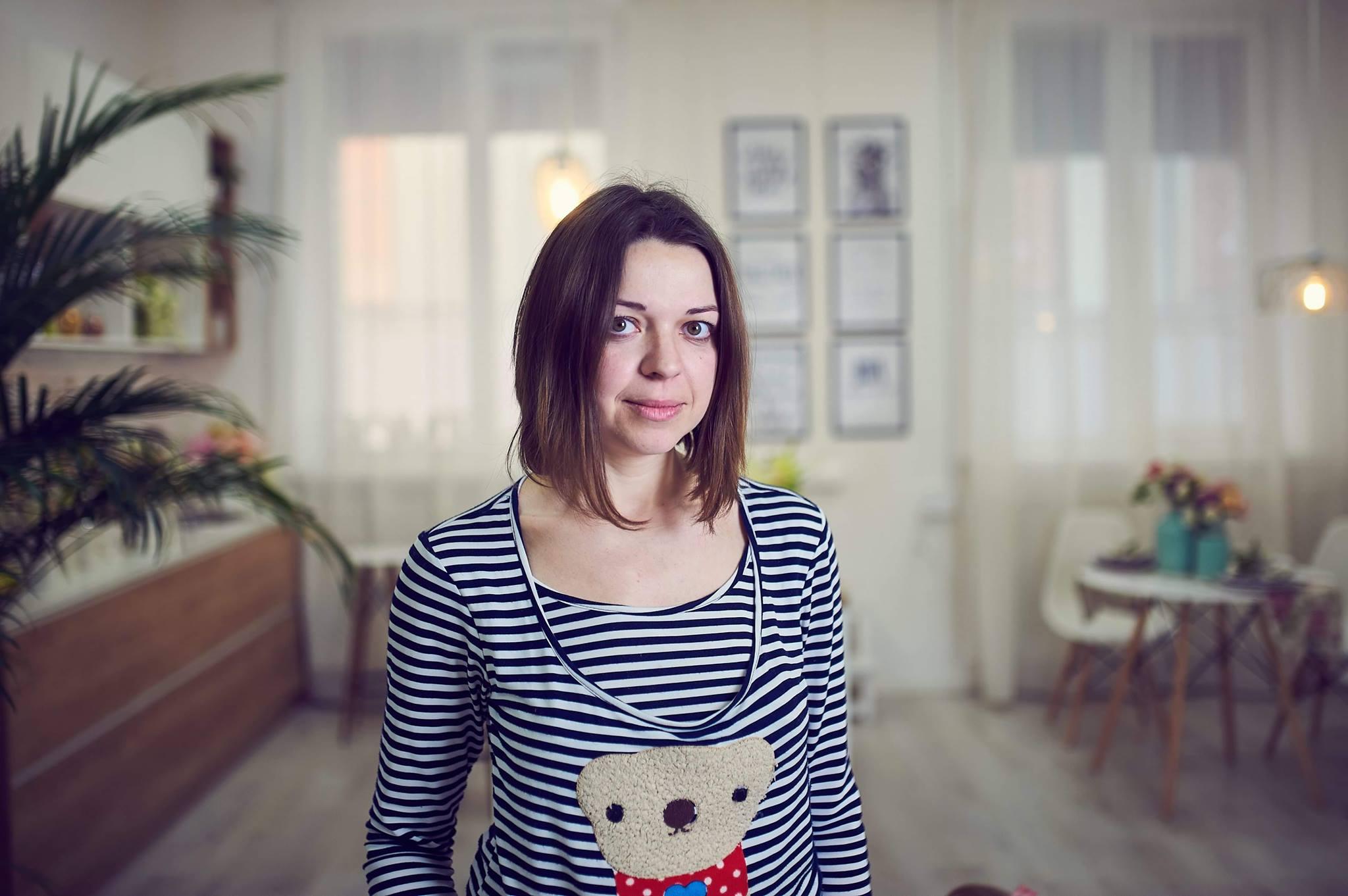 Юлия Сверделова - видеограф